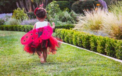 Een kindvriendelijke tuin